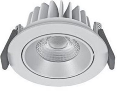 Spot LED adjust 8W/3000K 230V IP20